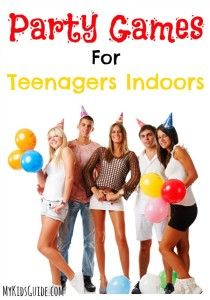 23 Hilarious Indoor Party Games for Teens That Will Make Them ROFL Weather forecast calling for rain on your party day? No worries! Check out these awesome DIY party games for teenagers indoors & keep the party going! Indoor Party Games, Backyard Party Games, Diy Party Games, Ideas Party, Party Crafts, Outdoor Games, Prom Games, Fun Backyard, Yard Games