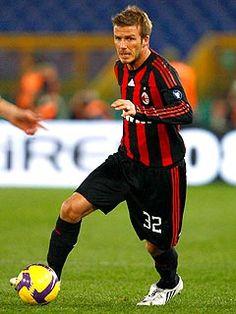 David Beckham, Soccer great
