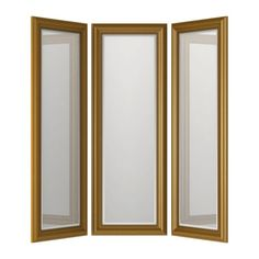 Mirror on pinterest mirror dressing mirror and dressing for Miroir ikea stave