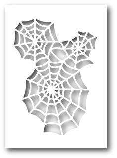 1578 Spider Web Cutout craft die