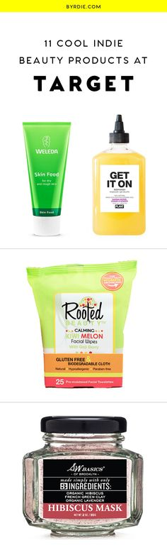 Beauty buys to shop at Target