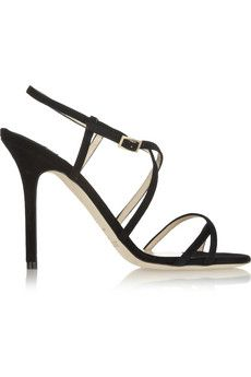 Jimmy Choo Issey suede sandals | THE OUTNET