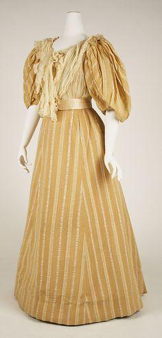 Dress, 1890s