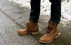 남자 팀버랜드 코디와 패션(겨울편) 'Timberland boot fashion' :: Men's Look book