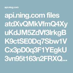 api.ning.com files atdXvQMkVfmQ4XyuKdJM5ZdVf3IrkgBK9ctSE0Dq7Sbw1VCx3pD0q3F1YEgkU3vn95t163n2FRXQM7WOYBCuJuL*pGhUcl8p IMG_7998.JPG