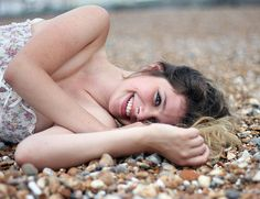See Emma on a Brighton photo-shoot on this weeks YouTube video   Flickr - Photo Sharing!