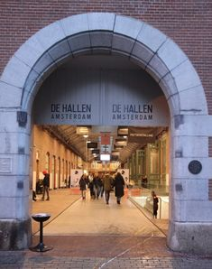 food hallen, eating out, amsterdam