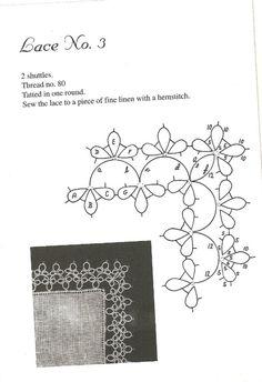 Gallery.ru / Фото #6 - Tatted_Handkerchiefs - mula