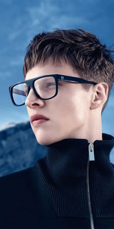 Andrew Westermann, Paul Boche and Tim Schuhmacher for Hugo by Hugo Boss