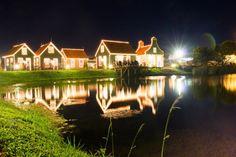 Decoração de Natal no Parque Histórico de Carambeí, PR.