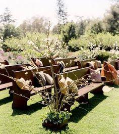 gather: An Outdoor September Wedding