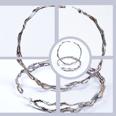 Jewelery, Contemporary, Fashion, Jewlery, Moda, Jewels, Jewerly, Fashion Styles, Schmuck