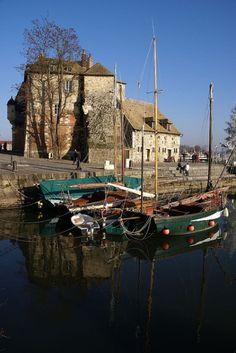 La Lieutenance de Honfleur, Normandie