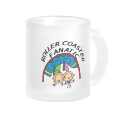 A stick figure boy and girl enjoy themselves at the carnival on the roller coaster. If you love stick figures,carnivals, and the roller coaster, you'll love our Roller Coaster Fanatic T-shirts, buttons, cards, stickers, tote bags, hoodies, mugs, postage stamps, keychains, and more! #carnival #fair #carnival #rides #roller #coaster #roller #coaster #fanatic #roller #coaster #junkie #love #roller #coaster #roller #coaster #tshirt #roller #coaster #stickers #roller #coaster #mug #roller ...