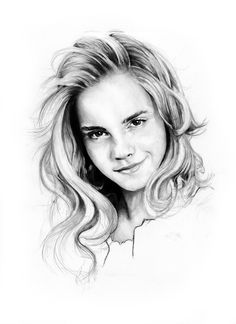59 Ideas drawing harry potter sketches fan art hermione granger for 2020 Harry Potter Fan Art, Pintura Do Harry Potter, Harry Potter Portraits, Hery Potter, Harry Potter Sketch, Harry Potter Painting, Harry Potter Drawings, Harry Potter Cast, Harry Potter Characters