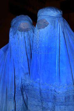 A burqa (Arabic pronunciation: [ˈbʊrqʊʕ, ˈbʊrqɑʕ]a; also transliterated burkha, burka or burqu' from Arabic: برقع burquʻ or burqaʻ) is an enveloping outer garment worn by women in some Islamic traditions to cover their bodies when in public.