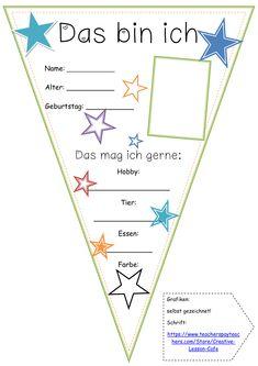 Life Lesson Quotes, Life Lessons, Birthday Calender, Kindergarten Coloring Pages, Kindergarten Portfolio, German Grammar, School Classroom, Pre School, Diy Crafts For Kids