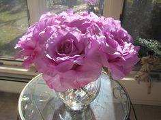 Finest High Quality Beautiful silk Flower by FlowerIsland on Etsy