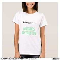 CLABAUGH ATHLETICS AEROBICS T-Shirt