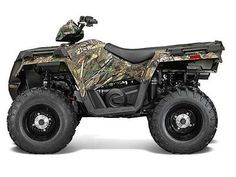New 2015 Polaris Sportsman 570 Camo ATVs For Sale in Texas. 2015 Polaris Sportsman 570 Camo, Industry-exclusive durable steel frame / Lock & Ride front and rear racks Powerful ProStar 44 HP engine.(817)-695-1600 - HARDEST WORKING FEATURES POWERFUL ProStar 44 HP PERFORMANCE POWERFUL PROSTAR 44 HP PERFORMANCE Now with 22% more horsepower (44 hp) and featuring Electronic Fuel Injection (EFI) and Dual Overhead Cams with 4 valves per cylinder, the 570 starts flawlessly and runs smoothly. More…