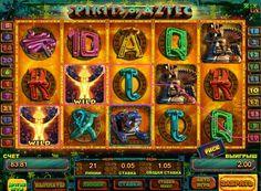Hedelmäpeli Spirits of Aztec raha. Mahtava Asteekkivaltakunta inspiroi kehittäjiä Globotech luomisessa tämän pelin. Spirits of Aztec hedelmäpeli on 5 kiekkoa ja 21 voittolinjan. On merkkejä Wild ja Scatter, jolla voit ansaita 20 ilmaiskierrosta. On peli kaksinkertaistaa, jolloin moninkertaistuu voitot.  Hedelmäpeli Spirits of Azte