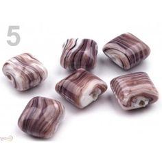 Korálky porcelánové č. 52