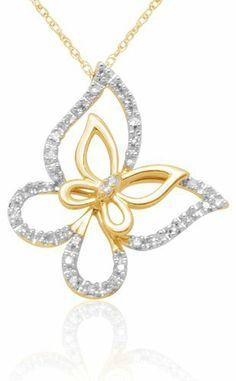 FB Jewels 10K Yellow Gold Dancing Starfish with Bail Pendant