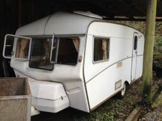 Vintage Bessacarr Monte Pullman Rally Caravan 1971 Retro Classic One Of 3 Built