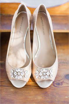 antonio melani wedding shoes @weddingchicks