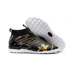 more photos a7e2d 7b2cc Adidas ACE Tango 17 Purecontrol IC Tenisice Za Mali Nogomet Black Gold White