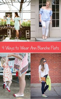 Mamas and Minis Style Collective: A boho tunic, ann blanche flats, and farm animals