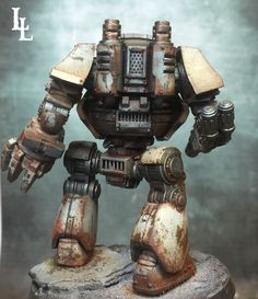 Painting the Legions Death Guard Contemptor Dreadnought Tutorial ~ LilLegend Commission Painting Studio Imperial Knight, Wallpaper Size, Painting Services, Painting Studio, Warhammer 40000, Pinoy, Plastic Models, Gundam, Philippines