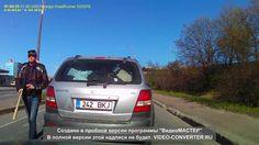 Эстонский автолюбитель-хам: ты больше не живёшь здесь
