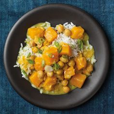 Butternut Squash and Chickpea Curry | Williams-Sonoma