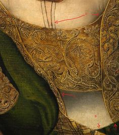 Ant's personal hyde: Cranach gown brustflect construction - an analysis