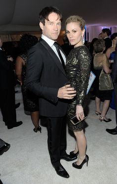 Stephen and Anna attend the Elton John After Oscar Party