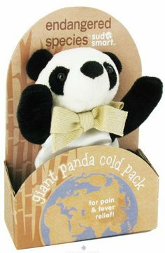 HEALTH SCIENCE LABS ESGIANTPANDACOLDPACK1CP 1 COLDPACK by HEALTH SCIENCE LABS. $8.48. Endangered Species Giant Panda Cold Pack, 1 pc, Health Science Labs. Save 23%!