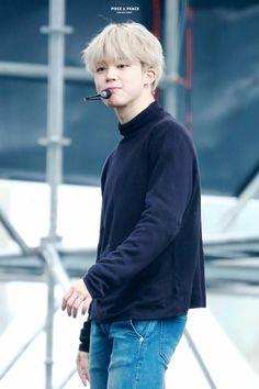 •161231 BTS JIMIN @ Rehearsal of 2016 MBC Gayo Daejejeon