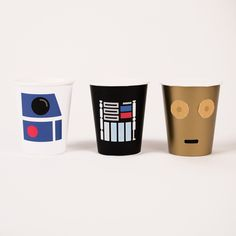 Gobelets jedi gratuits - Anniversaire Star Wars