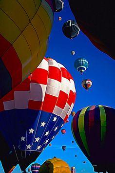 Albuquerque #balloon fiesta