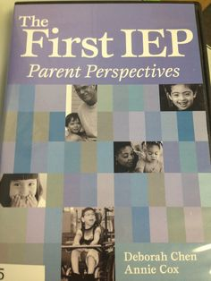 The First IEP #DVD #LendingLibrary #CheckitOut Lending Library, Special Education, Check It Out, The One, Perspective, Parenting, Childcare, Raising Kids, Natural Parenting