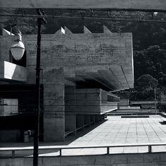 Decio Tozzi - Technical college, São Paulo 1963.