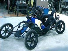 Racing Quadcycle