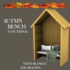 Autmn Bench – Leosims.com -New