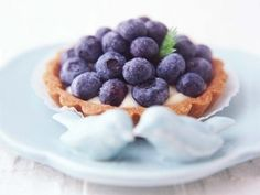 Pastry Cream and Fresh Fruit Tart from Miette