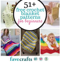 If you're new to the world of crochet, you might be a little intimidated when it comes to free crochet afghan patterns. It might seem like a daunting task but interesting free crochet afghan patterns that work for all skill levels do exist.