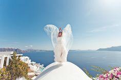 In Bride Portrait