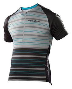 Troy Lee Designs 2015 Ace Bike Jersey Alpine Ice Blue Mens SM -- See this 3bcdde351