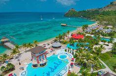 Sandles Grande St. Lucia Beaches - Bing Images