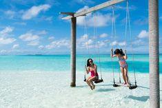 Resort Anantara Dhigu Sup en Maldivas Maldives Family Holiday, Maldives Family Resorts, Maldives Holidays, Visit Maldives, Maldives Resort, Maldives Honeymoon Package, Maldives Tour Package, Honeymoon Tour Packages, Family Friendly Resorts